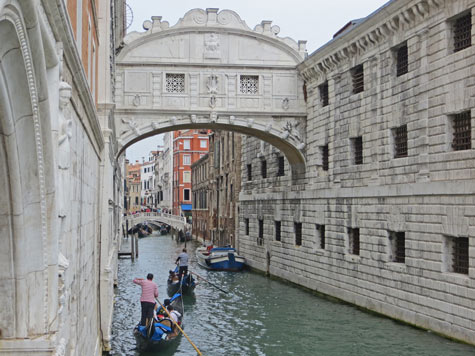 Bridge of Sighs (Ponte dei Sospiri)