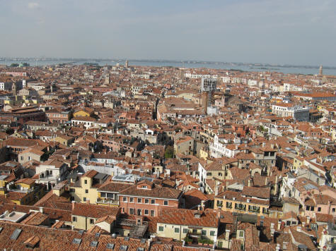 Cannaregio district venice italy