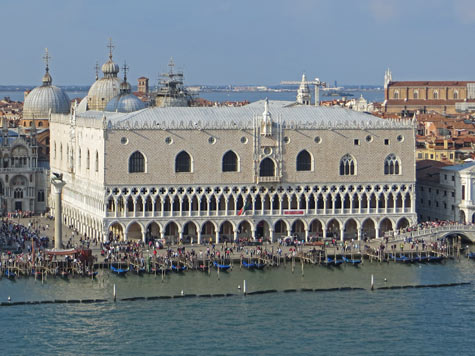 Ducale Palace in Venice (Palazzo Ducale)